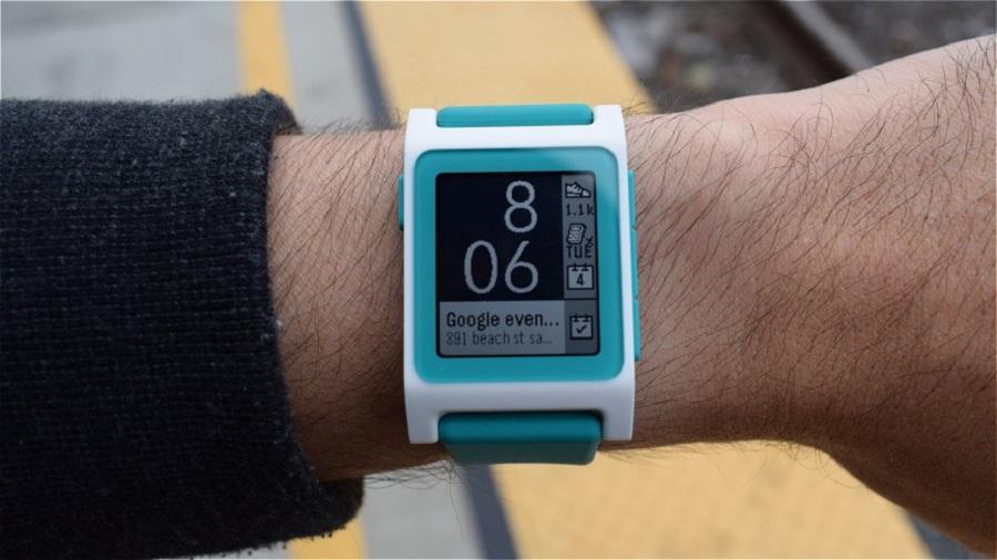 pebble 2 montre connectée par cher