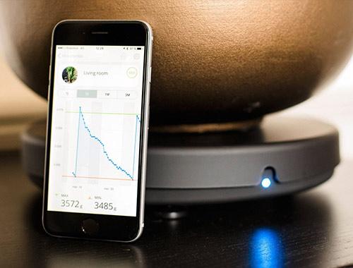 test kanopy25 arrosage connecté officielle smartphone