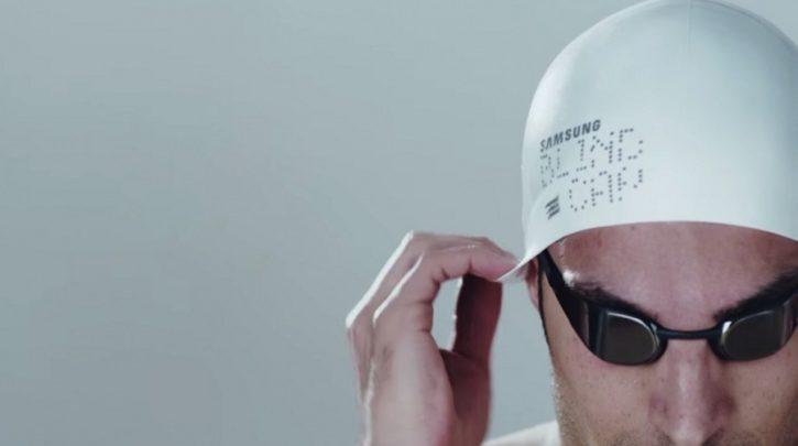 samsung blind cap objet connecté