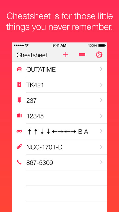 applications apple watch cheatsheet