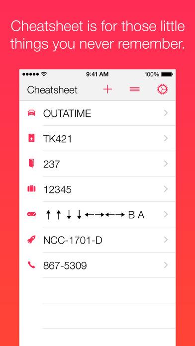 applications apple watch cheatsheet