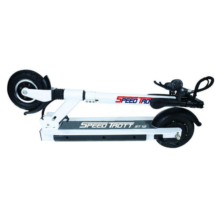 speedtrott st 12 test trottinette électrique Conclusion concurrence prix officielle pliée