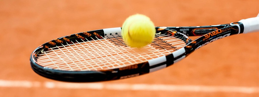 tennis connecté