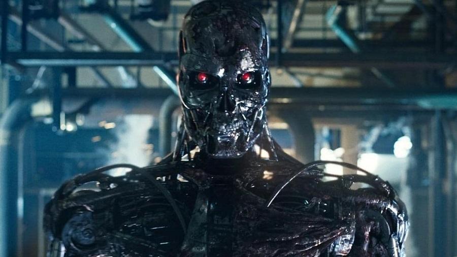 terminator robots intelligents