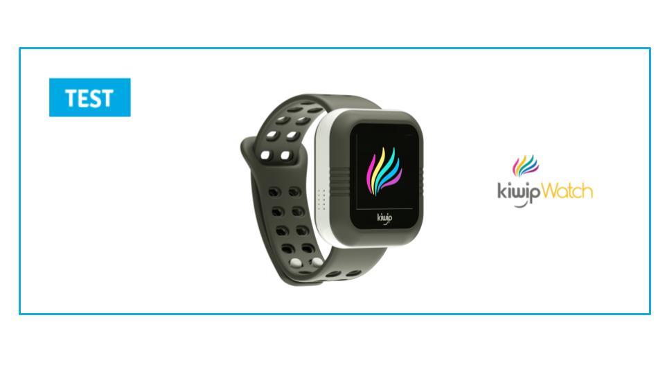 dernier matériau sélectionné économiser Kiwip Watch : Test complet de la montre connectée pour enfants