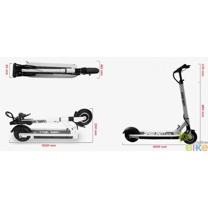 speedtrott st12 test trottinette électrique Conclusion concurrence prix officielle alternative bike
