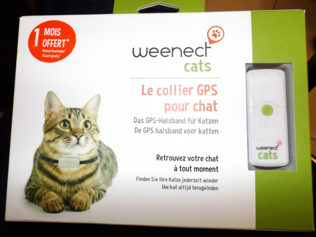 weenect cats