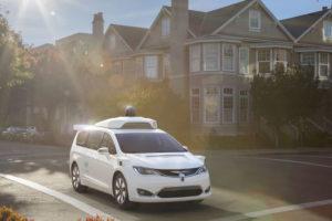 google car waymo, voiture autonome