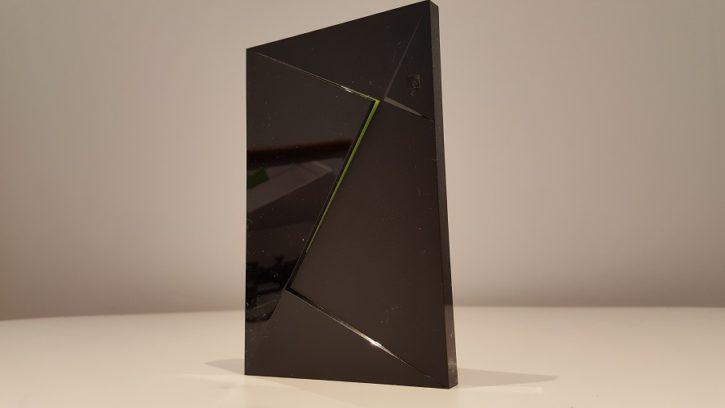 nvidia shield box domotique