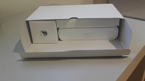 test arlo pro camera connectee unboxing carton station de base