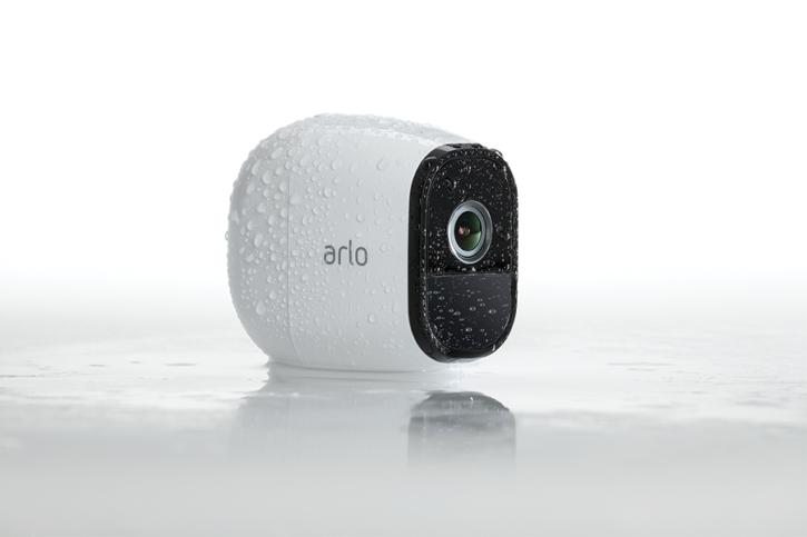 test arlo pro camera connecte officielle optique