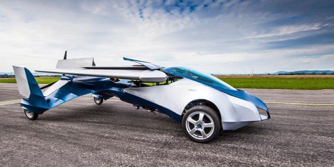 aeromobil innovation technologique