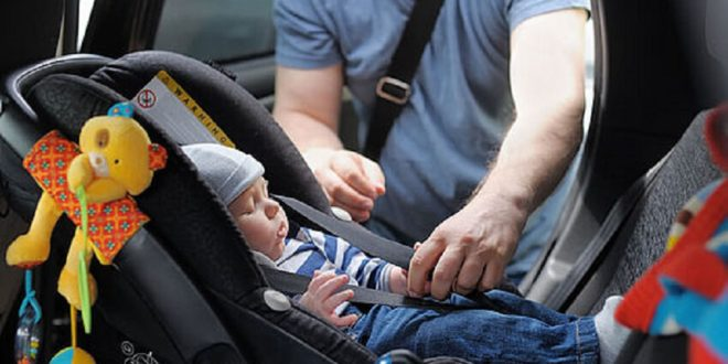 siège pour bébé connecté