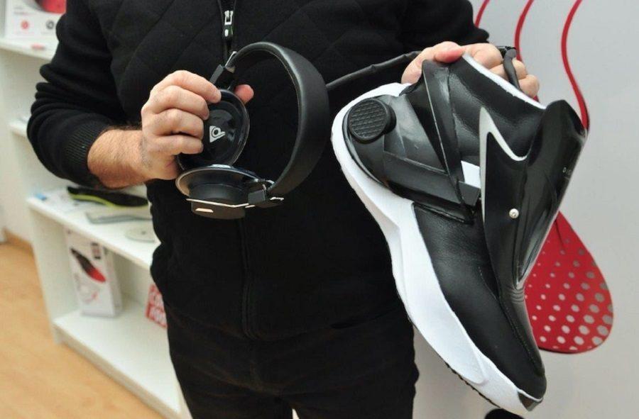digitsole chaussure connectée
