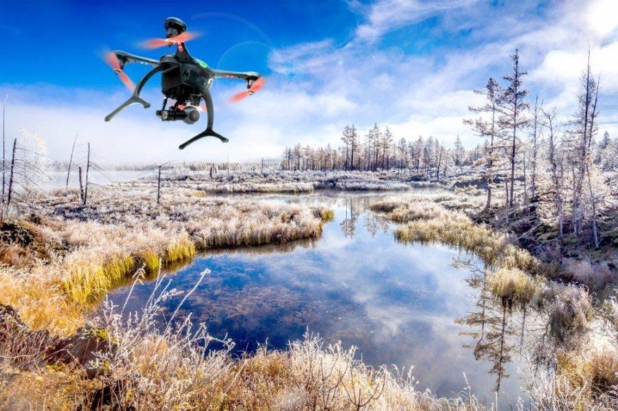 drone avec réalité virtuelle ghostdrone