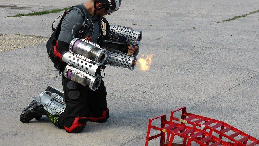 iron-man innovation technologique