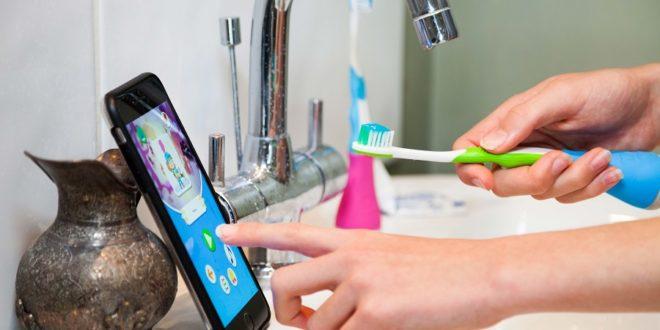 On vous dit tout sur la brosse à dents connectée