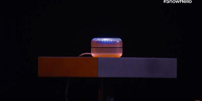 djingo show hello orange reconnaissance vocale