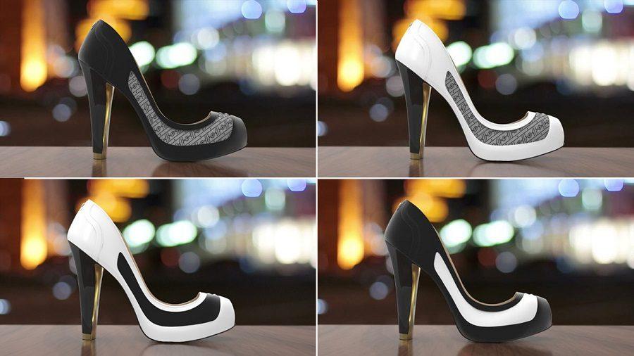 Volvorii chaussure connectée