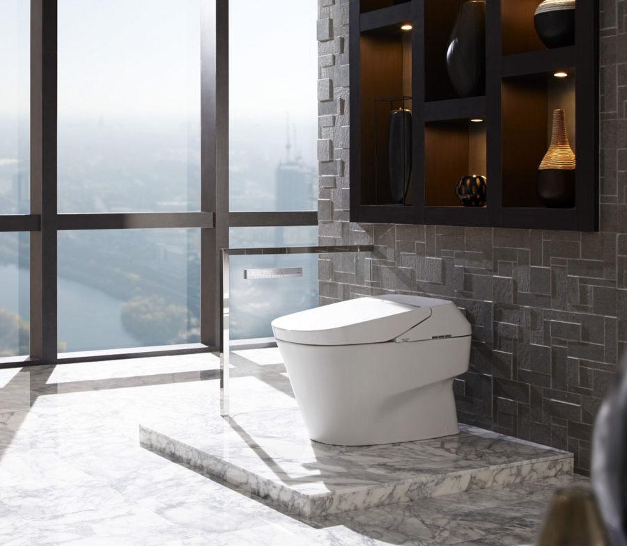 toto toilettes connectées