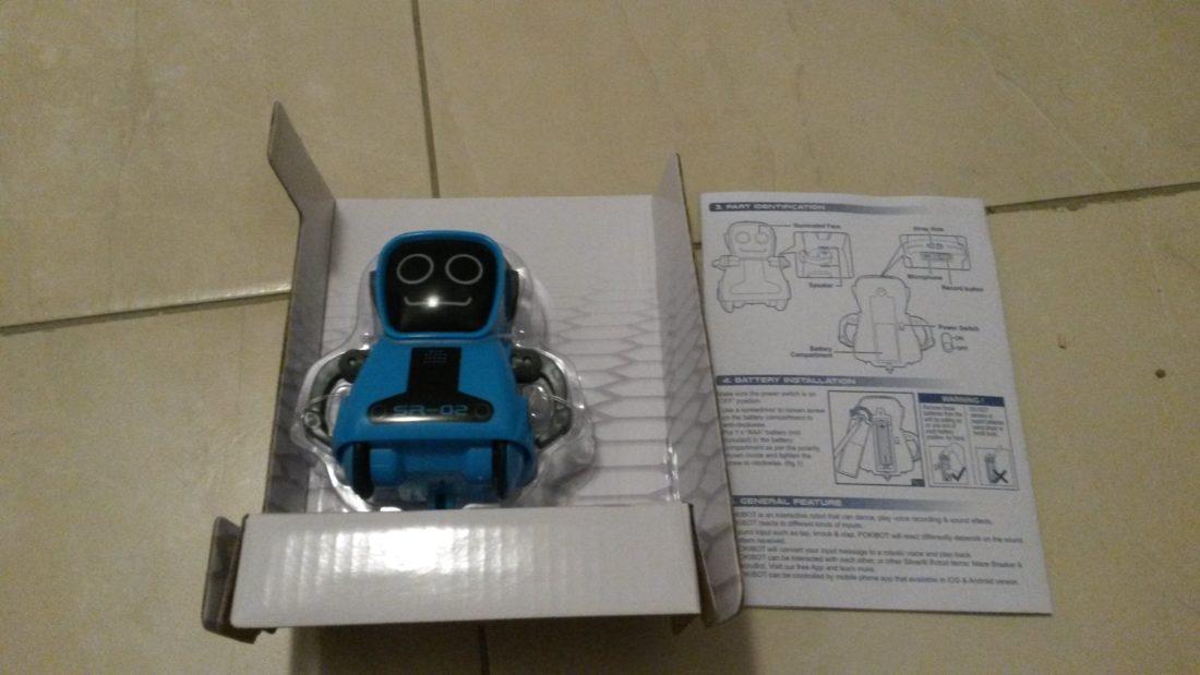 Test Maze Breaker & Pokibot Unboxing manuel