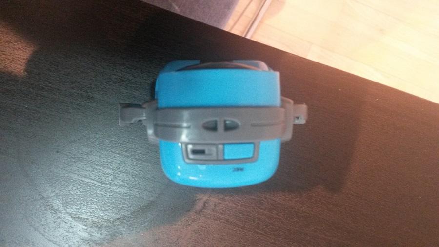 Test Maze Breaker & Pokibot Prise en main du robot bouton sur tête