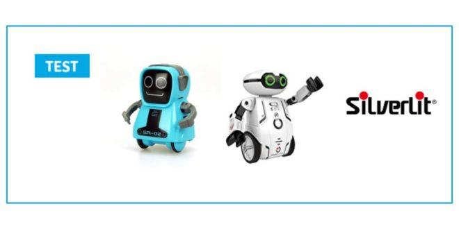 [TEST] Maze Breaker & Pokibot : Les robots pour petits et grands