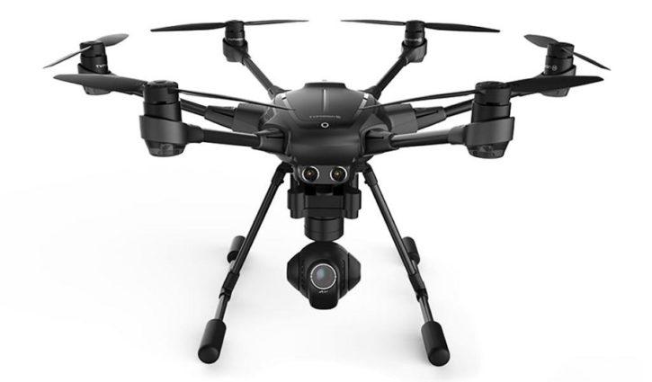Drôle de drones Typhoon H