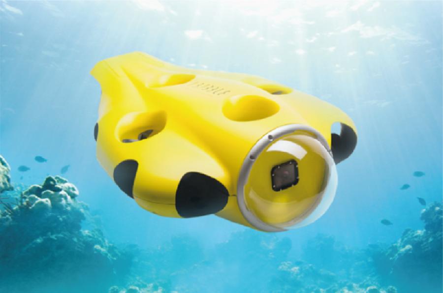 iBubble plongée connectée