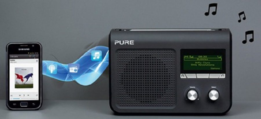 one flow pure radio connectée