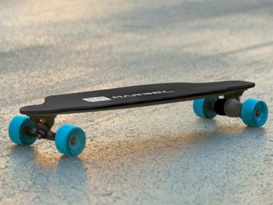 marbel skateboard connecté
