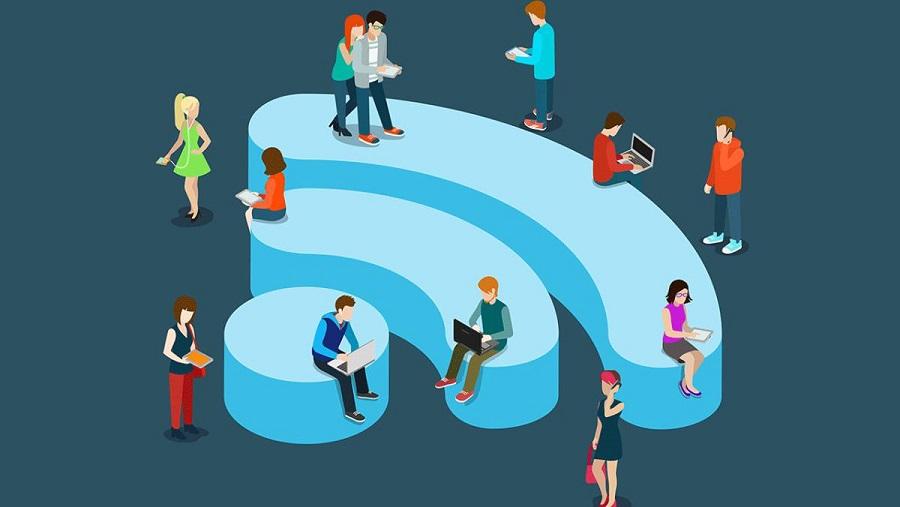 wi-fi maison du futur