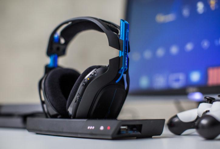 Test Astro A50 prise en main PS4