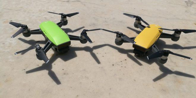 [BON PLAN] DJI Spark: Le drone qui «chute» à moins de 415 € 🔥