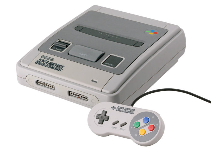 SNES mini sortie Nintendo jeux manettes