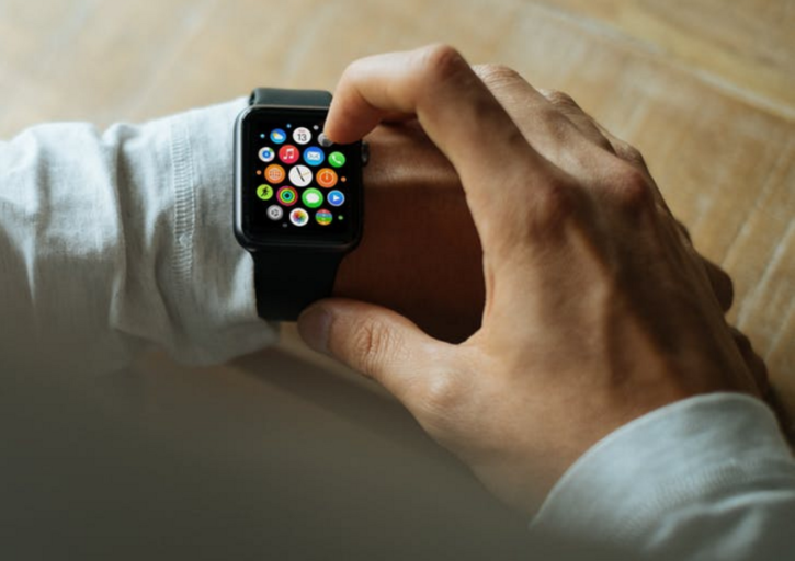 apple watch marché des wearables
