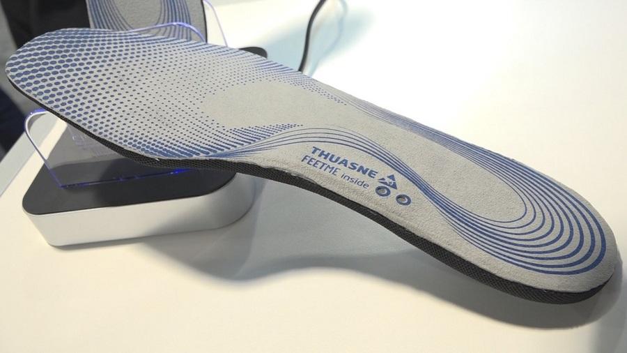 feetme semelles connectées