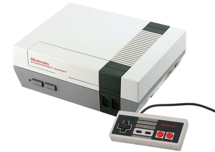 NES vs SNES Nintendo réédition console