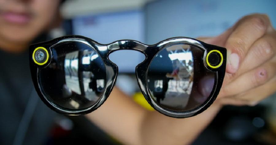 Snapchat spectacles, lunette-caméra, lunette connectée, Spectacle