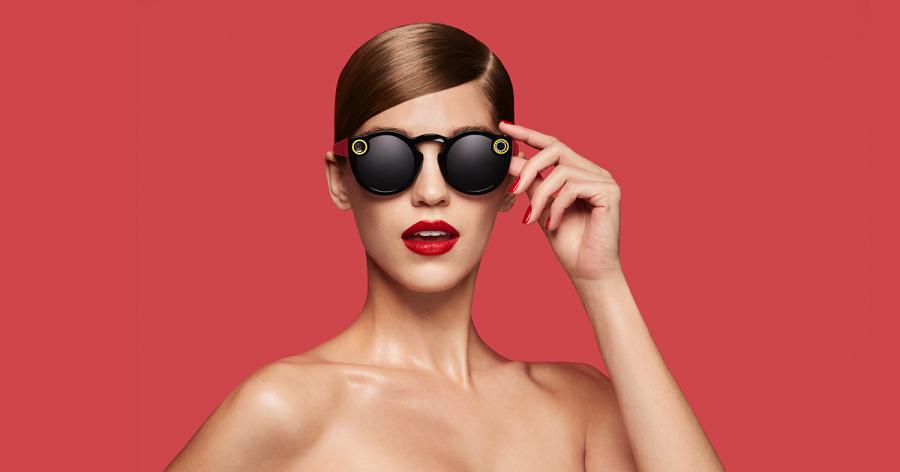 Snapchat spectacles, lunette-caméra, lunette connectée, Spectacle adolescents
