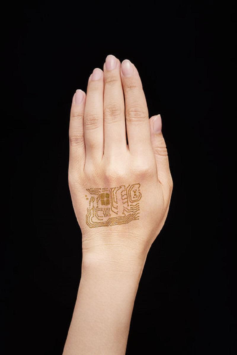 tatouage capteur