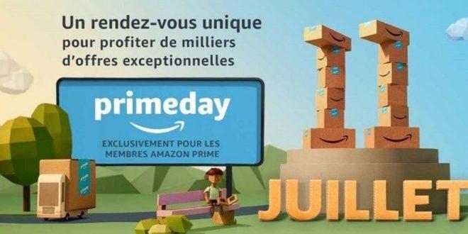 Amazon Prime Day objets connectes