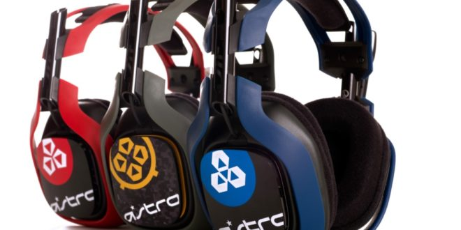 Logitech rachat Astro casques gaming