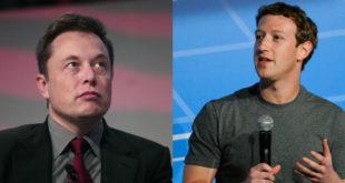 Elson Musk vs Mark Zuckerberg IA
