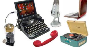Objets High Tech retro