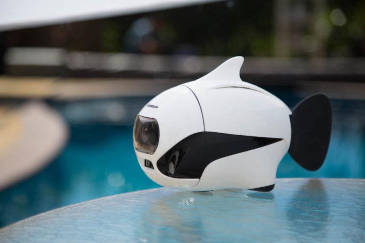 drone sous-marin robosea biki