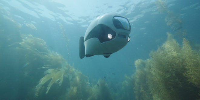 robosea biki drone sous-marin