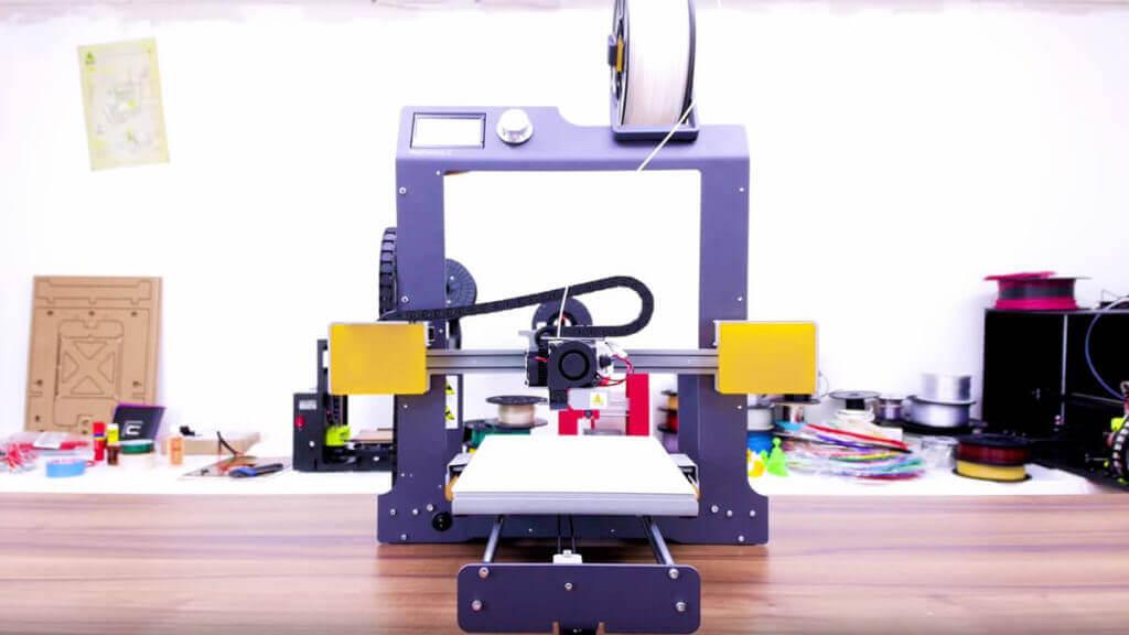 BQ Hephestos 2 imprimante 3D en kit