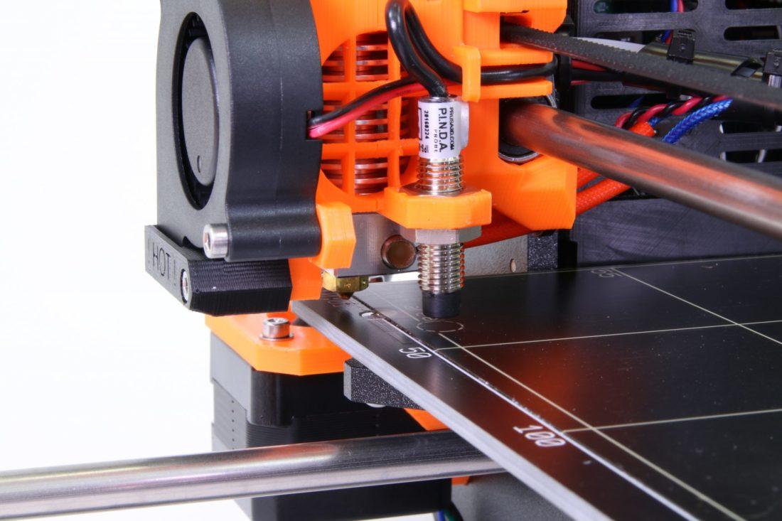Prusa i3 MK2 imprimante 3D en kit