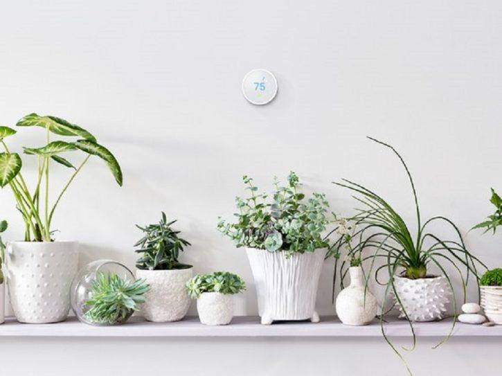 Nest Thermostat E themostat connecté maison connectée